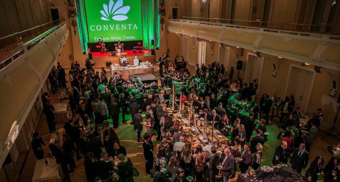 Conventa is changing the world of events