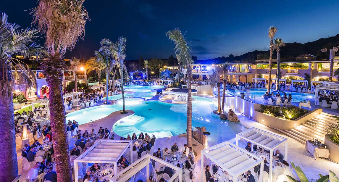 Forte Village, the most exciting MICE destination of the Mediterranean