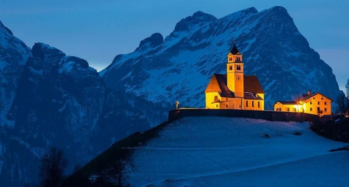 Dolomites of Veneto: mountain active holiday