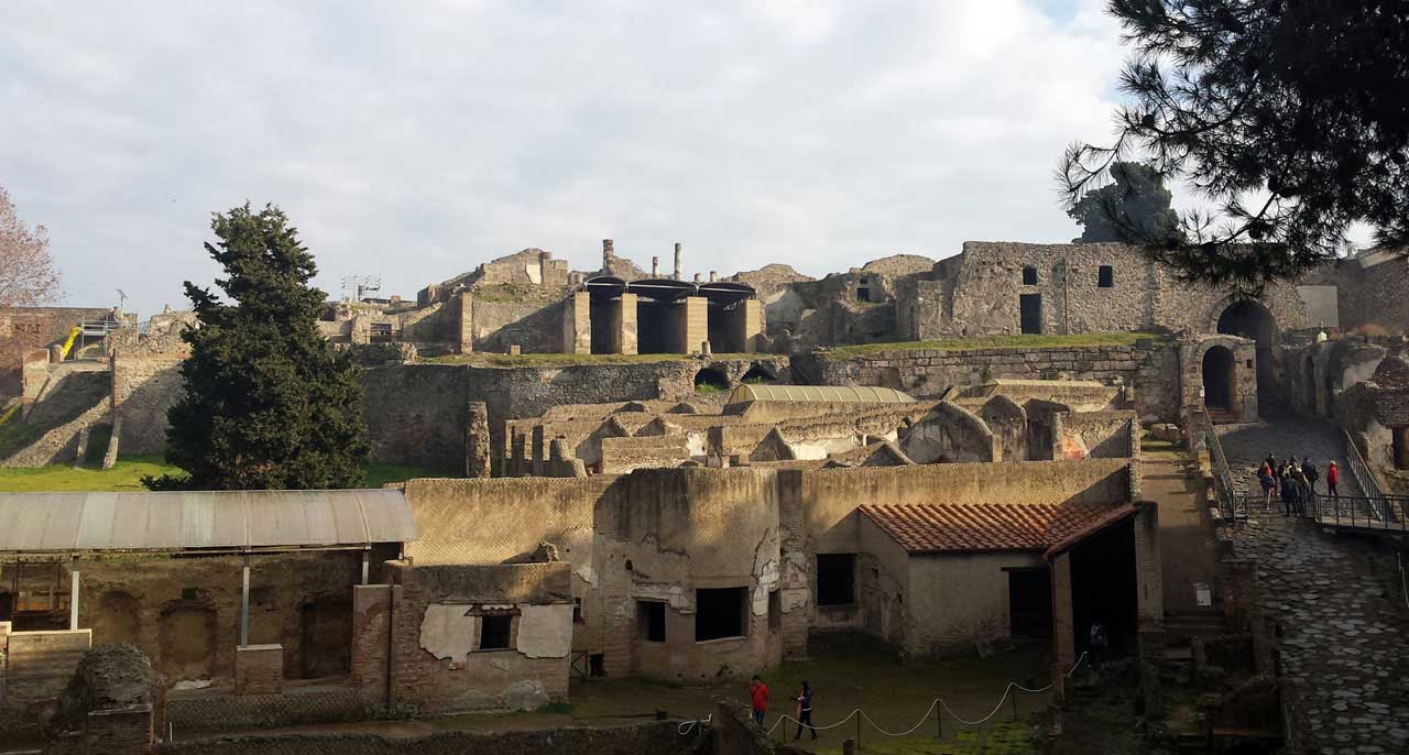 The redemption of Pompei