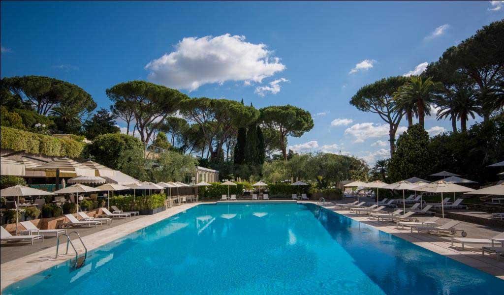 Il Rome Cavalieri, A Waldorf Astoria Resort apre le sue meravigliose ...