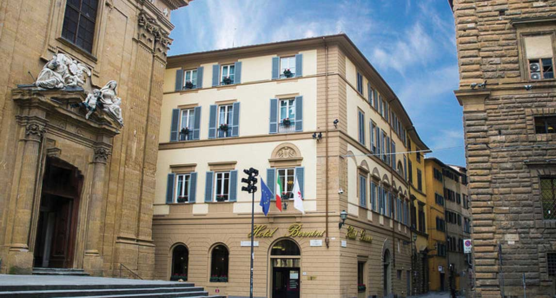 Customer Excellence Award  per il Bernini Palace di Firenze e il Due Torri Hotel di Verona