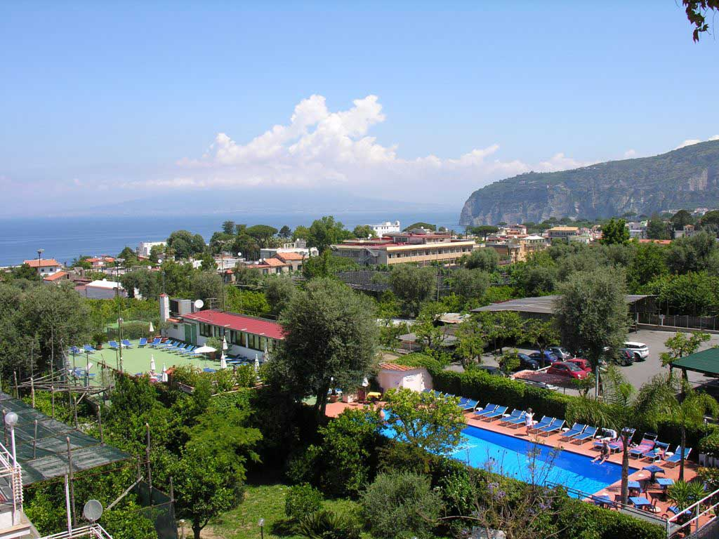 Hotel Central, Sorrento, Colonna Hotels
