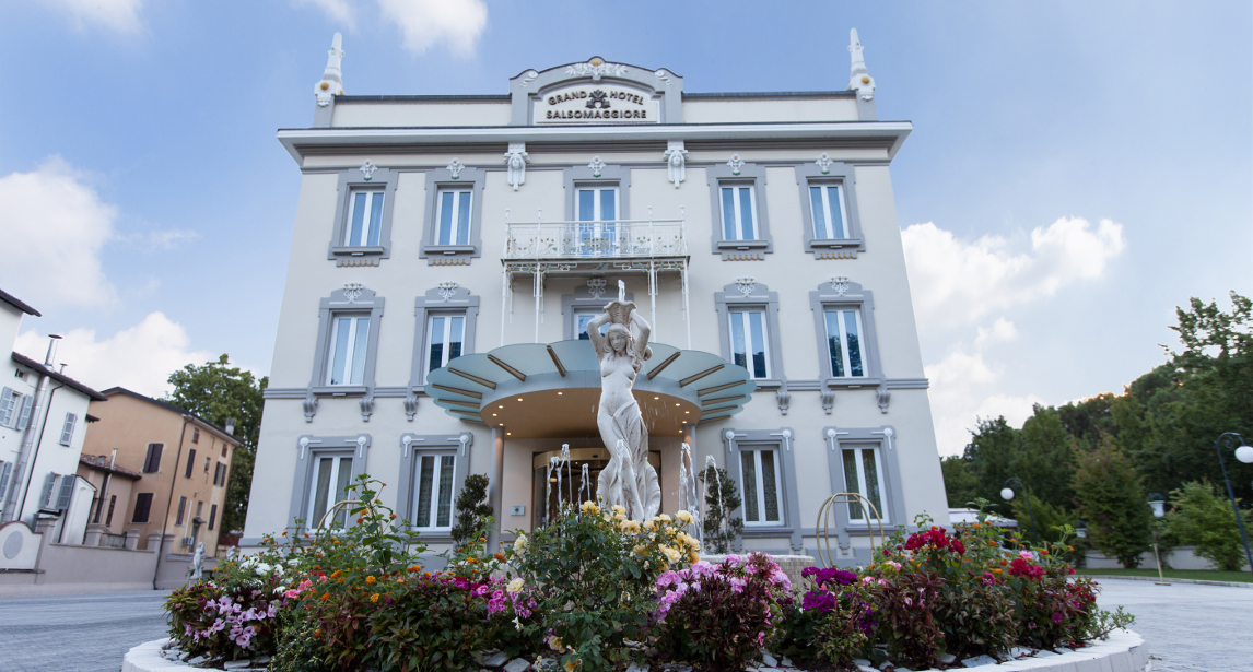 Cosmopolitan Hotels Group Tirrenia Emilia Grand Hotel Salsomaggiore