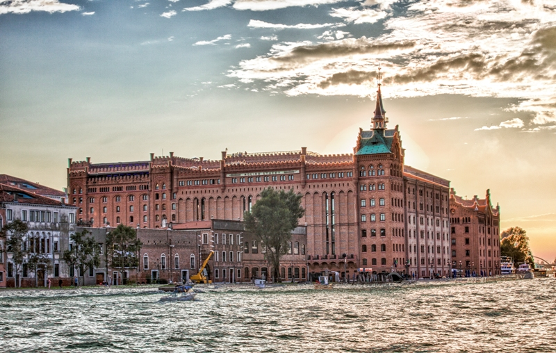 Europe's & Italy's Leading Conference Hotel per Hilton Molino Stucky_5