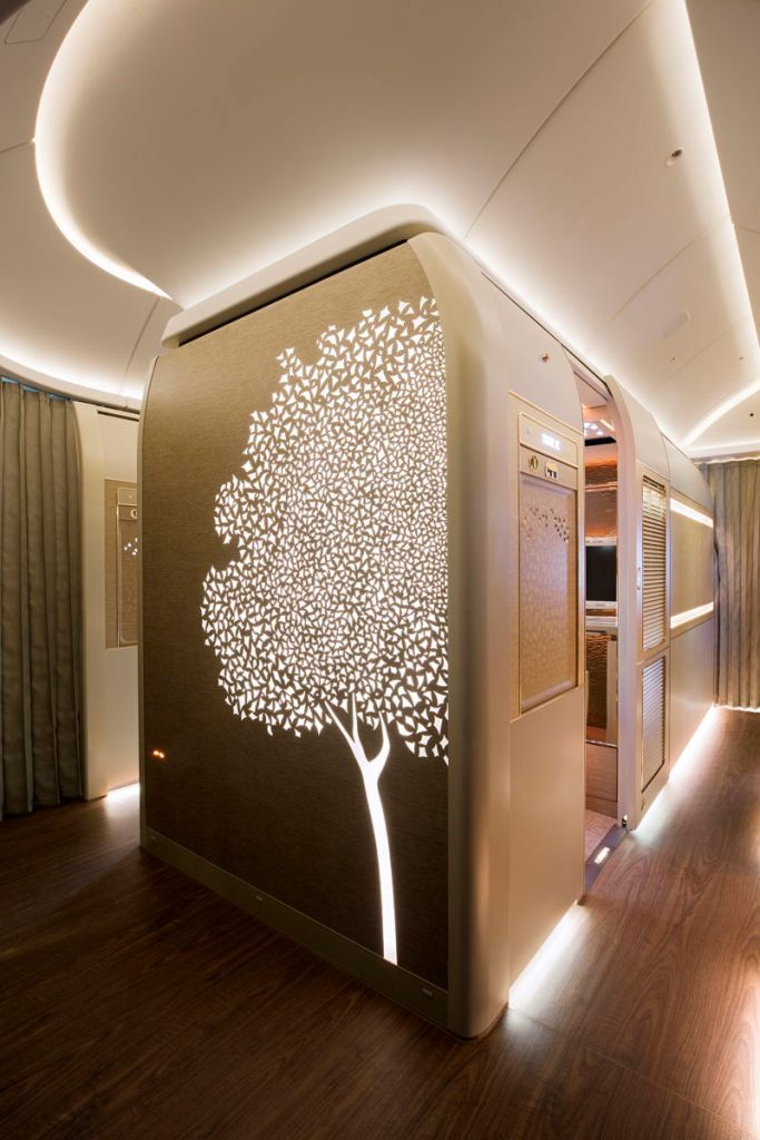 Le nuove suite private di First Class di Emirates vincono l'oro ai Future Travel Experience Global Awards_2