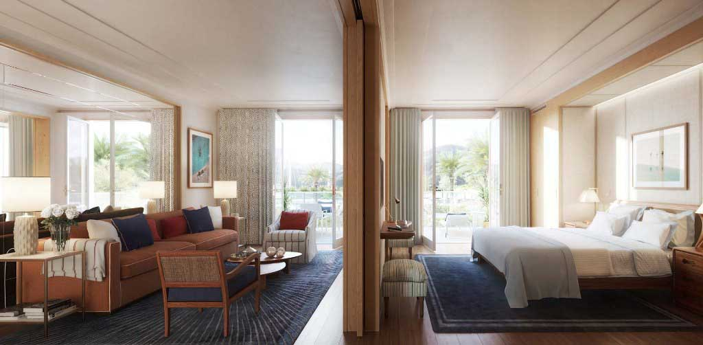 One Bedroom Suite, Regent Pool Club Residences_8
