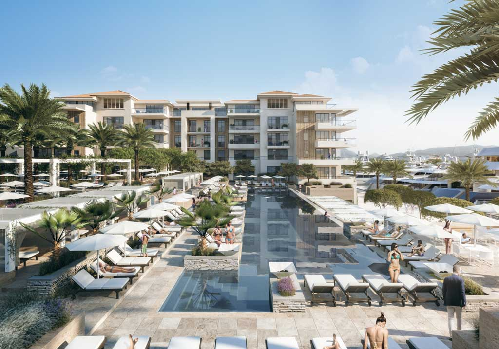 Piscina Regent Pool Club Residences_3