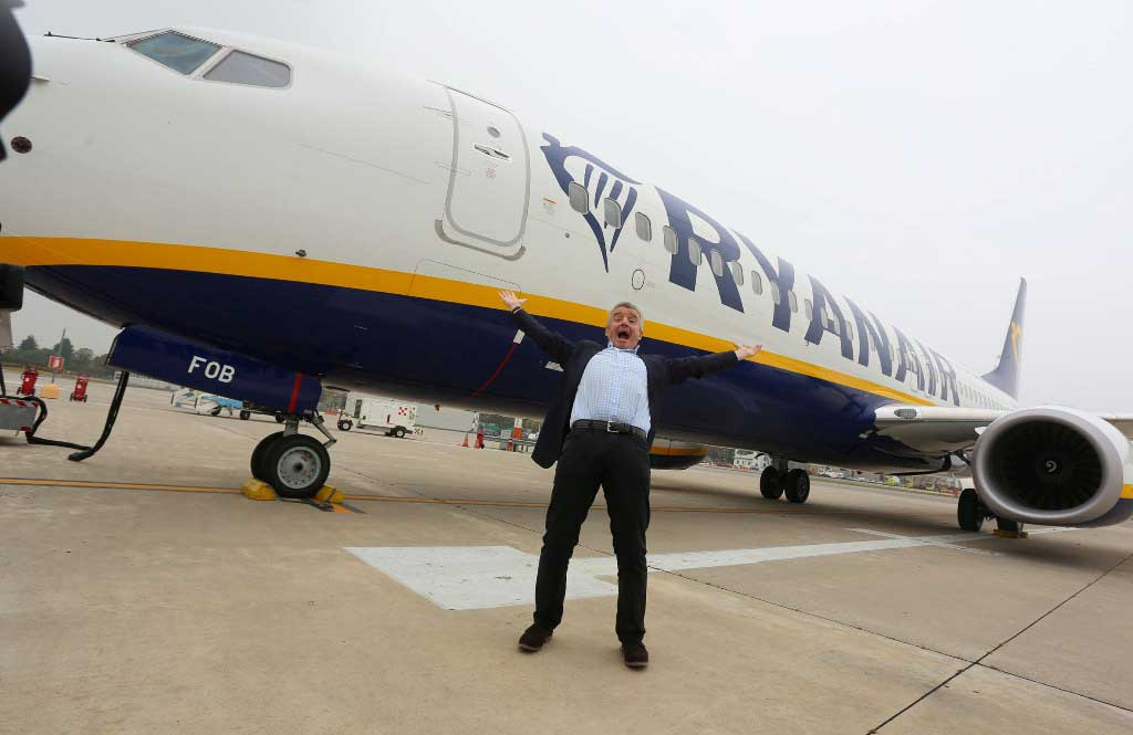 O'Leary, Chief Executive Officer Ryanair_1