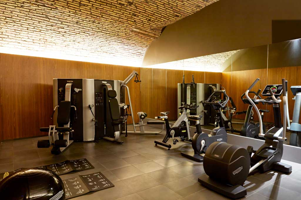 Area fitness, The Building Roma_15