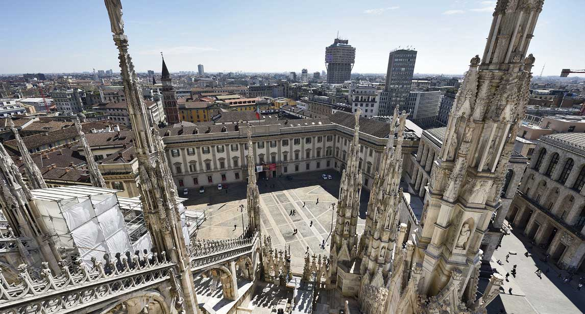 Milano: renovated neighborhoods and 2018 events calendar