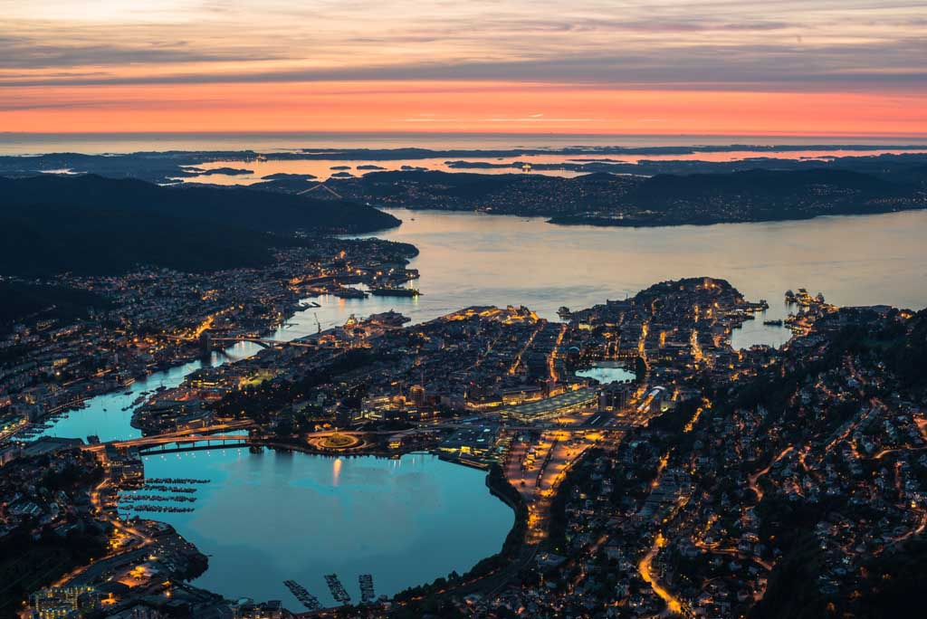 Sunset in Bergen _8