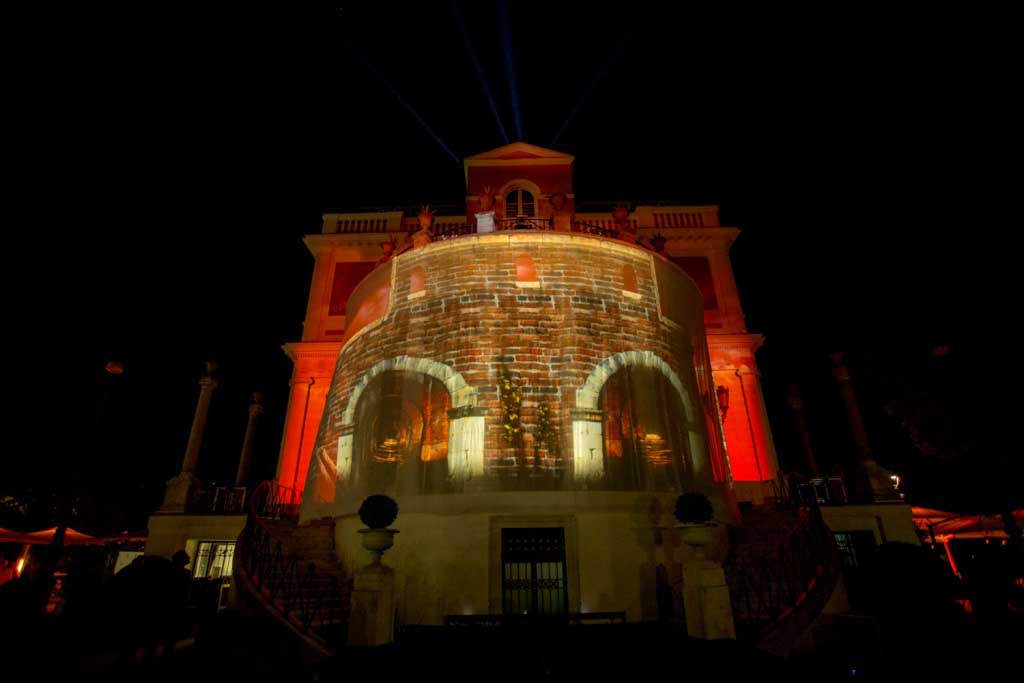 Video Mapping Casina Valadier Roma_2