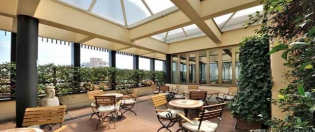 Aperitivi In Terrazza A Milano Il Più Cool è All Hilton Milan