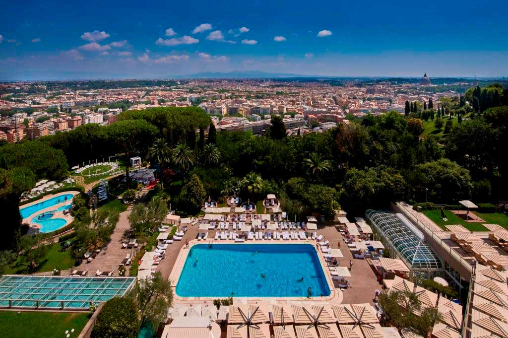 Rome Cavalieri A Waldford Astoria Resort, Roma_1