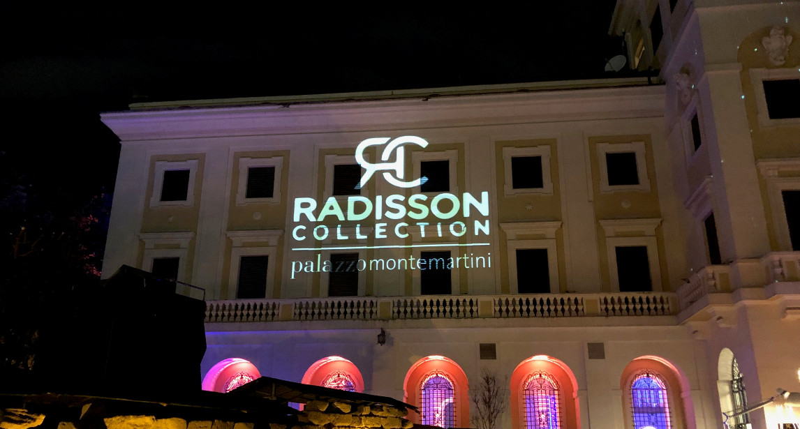 Welcome to the exceptional di Palazzo Montemartini Rome A Radisson Collection Hotel