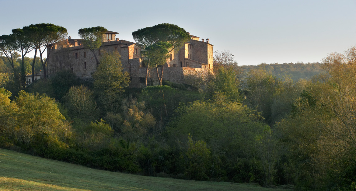 Business & leisure nel Chianti: Castel Monastero