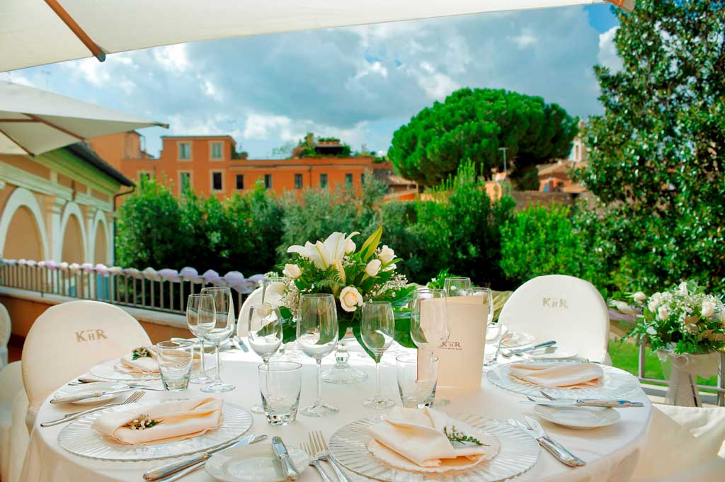 Banqueting and Events, Kolbe Hotel Rome, Roma_3