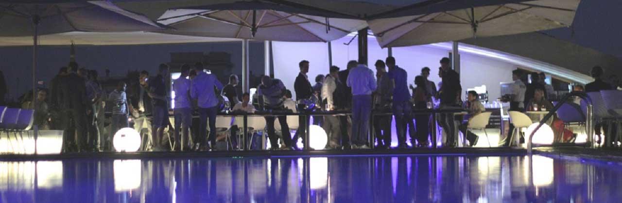 Eventi Per Tutti Al Sette Rooftop Del Radisson Blu Es Hotel