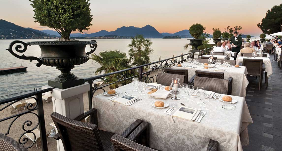 Zacchera Hotels culinary tradition on Lake Maggiore