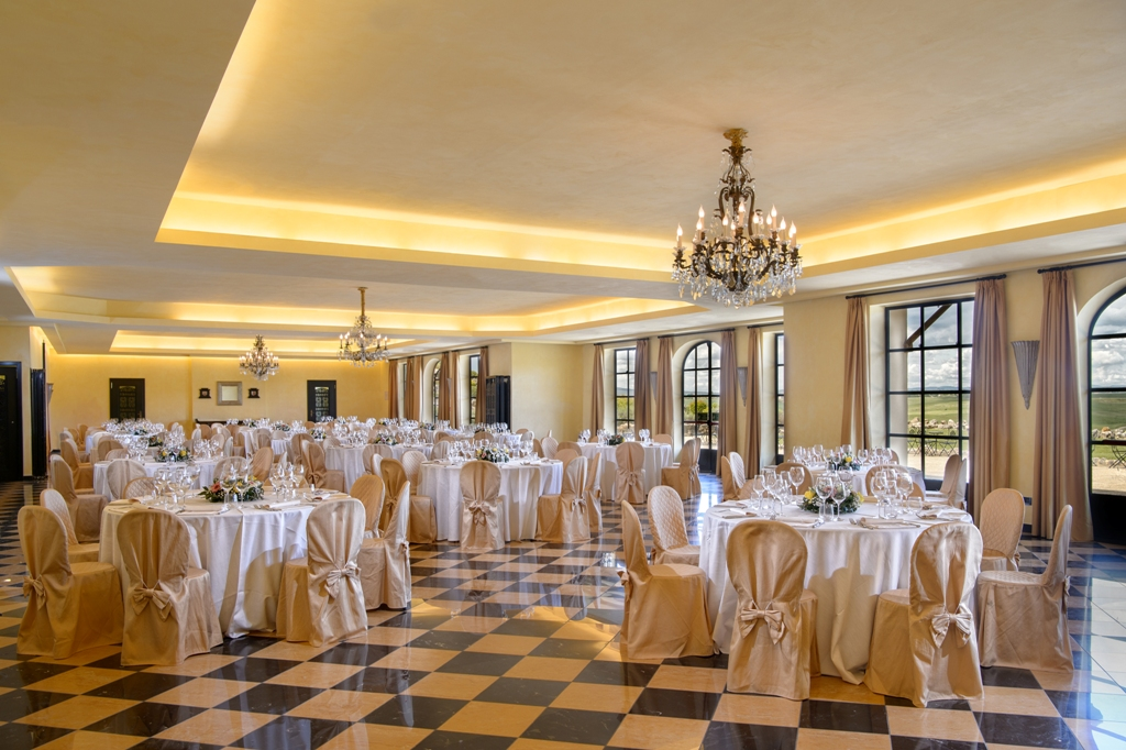 La Bagnaia Golf & Spa Resort: soluzione ad hoc per un wedding party perfetto_3
