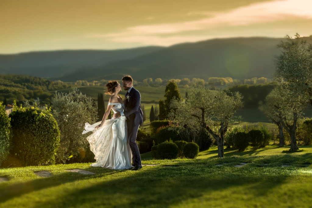La Bagnaia Golf & Spa Resort: soluzione ad hoc per un wedding party perfetto_1