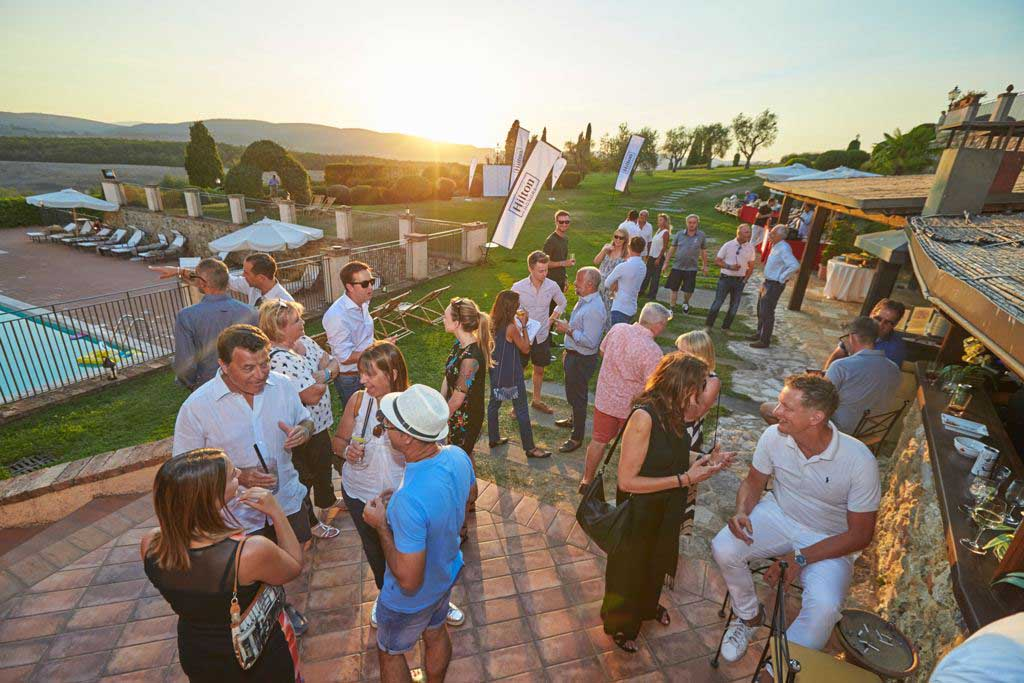 La Bagnaia Golf & Spa Resort Siena Curio Collection By Hilton. Una location da sogno per eventi, incentive e team building_1