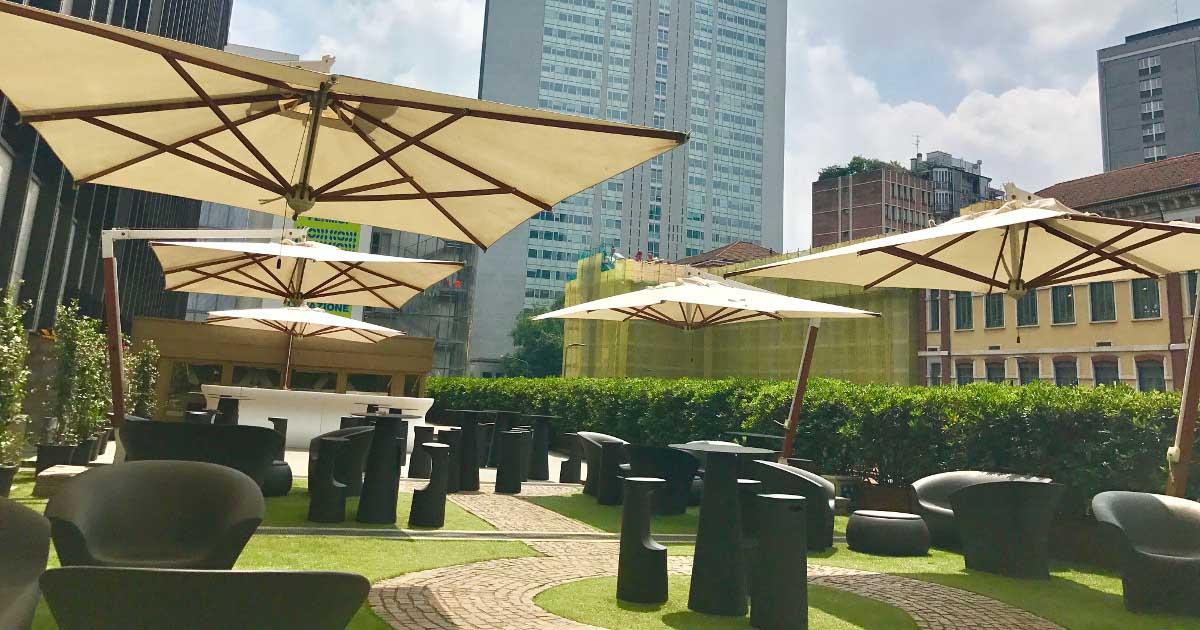All\'Hilton Milan l\'estate continua con gli aperitivi in terrazza