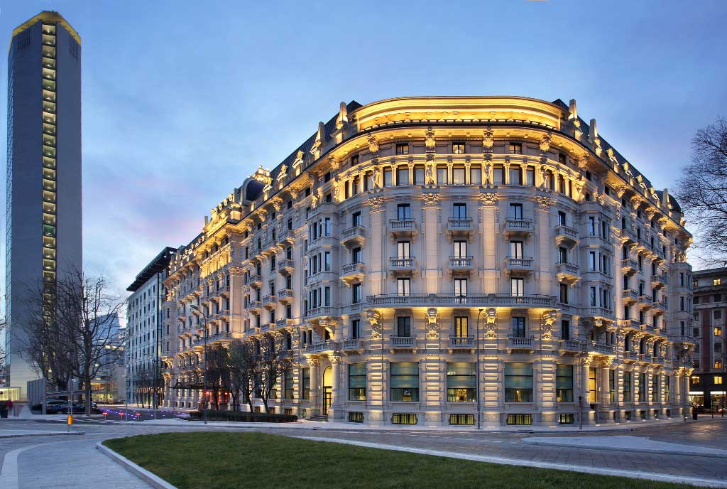 Excelsior Hotel Gallia - Luxury Collection, Starwood