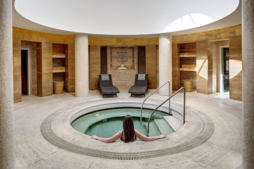 Roman Bath di Terme di Saturnia SPA & Golf Resort_1