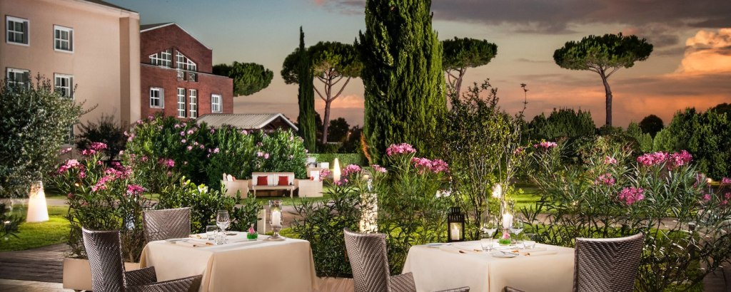 Dinners of the other world allo Sheraton Parco De' Medici Rome Hotel_1