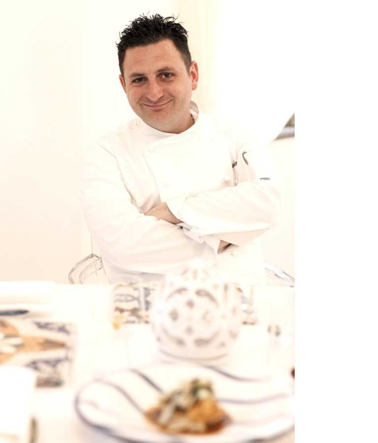 chef Domenico Iavarone, J'S Lounge wine bar & relax _1