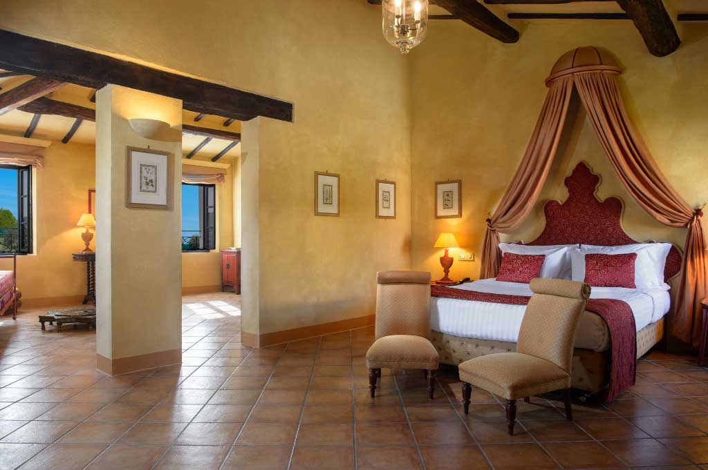 Junior Suite, La Bagnaia Golf & Spa Resort, Siena_8