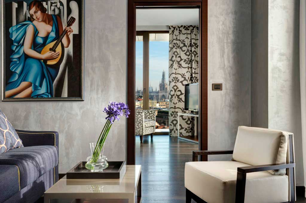 Executive Suite, Uptown Palace, Milano_2
