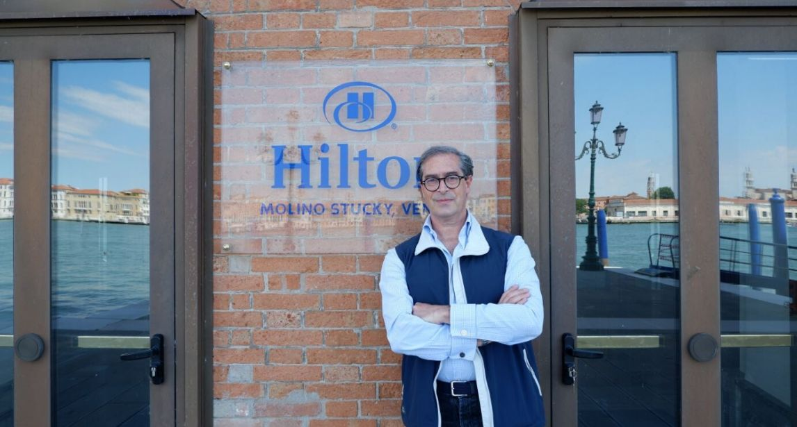 Hilton Molino Stucky, Antonello De Medici General manager