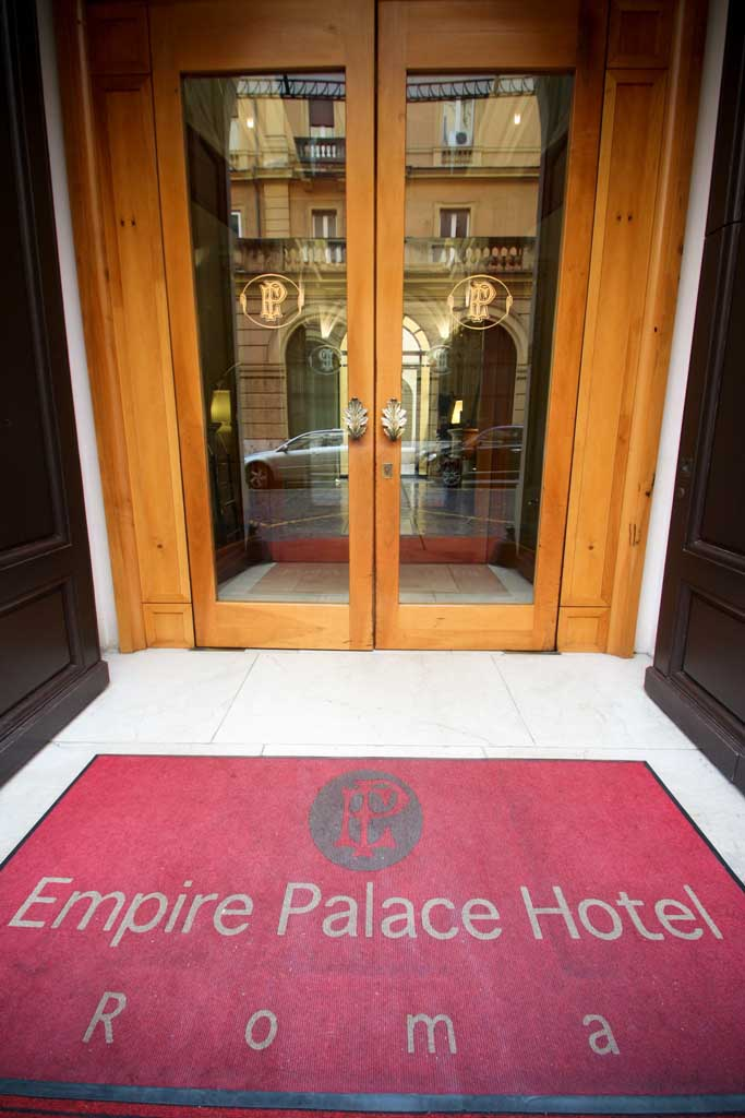 Palenca Luxury Hotels Group. Empire Palace Hotel Roma_6