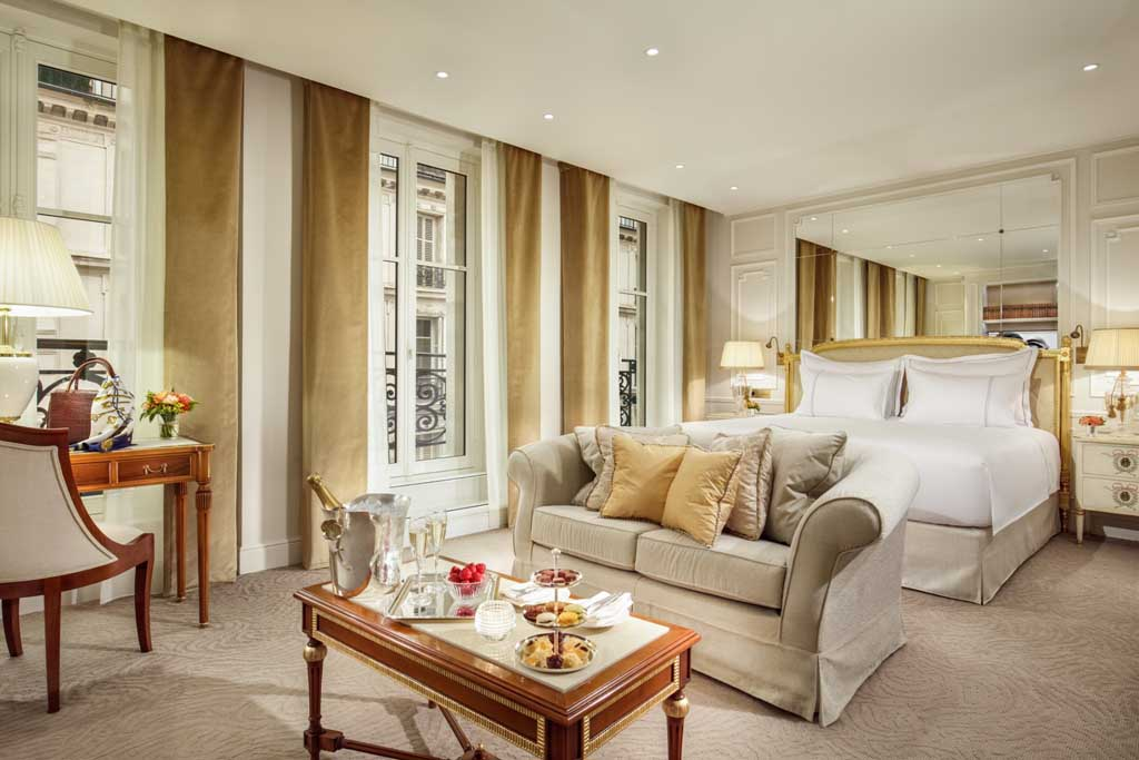 Junior Suite Saint Honor – Hotel Splendide Royal Parigi_2