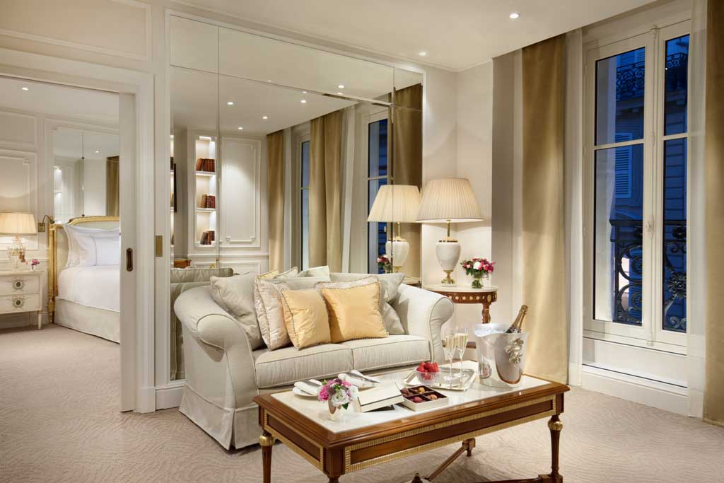 Suite Elys - Hotel Splendide Royal Parigi_3
