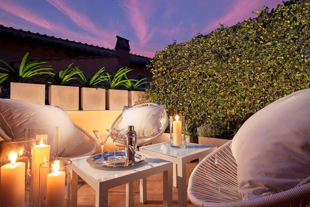 Aperitivi e cene sui rooftop di Roma
