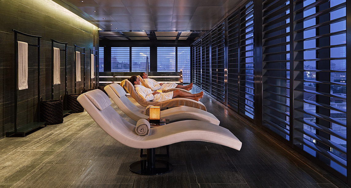 Business Break alla spa: scopri Armani Hotel Milano