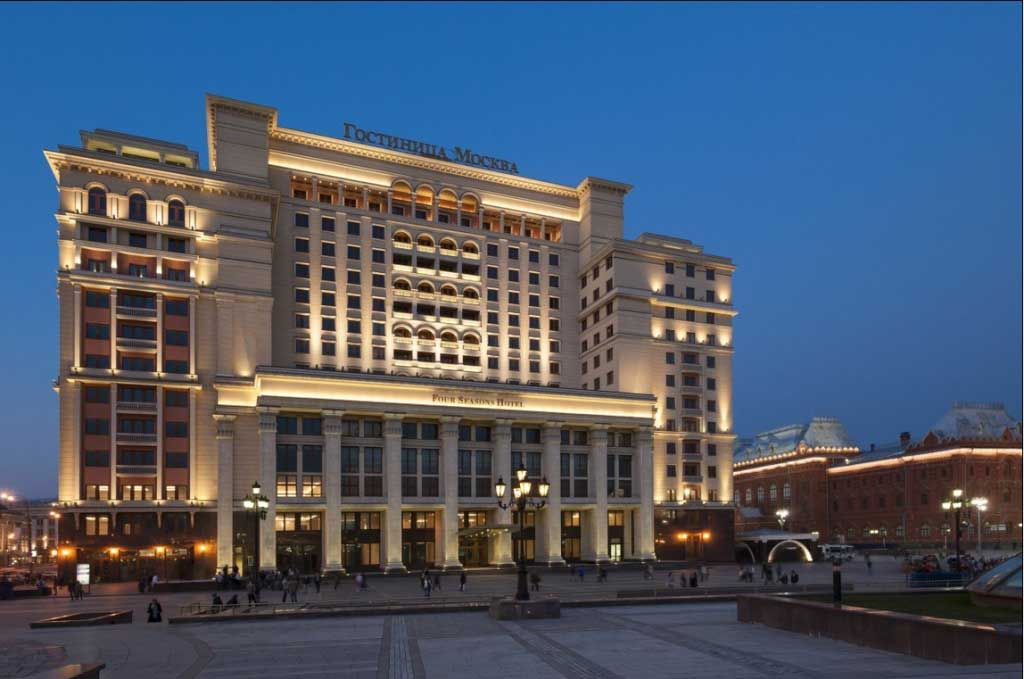 Four Seasons Hotel Moscow, Mosca_5