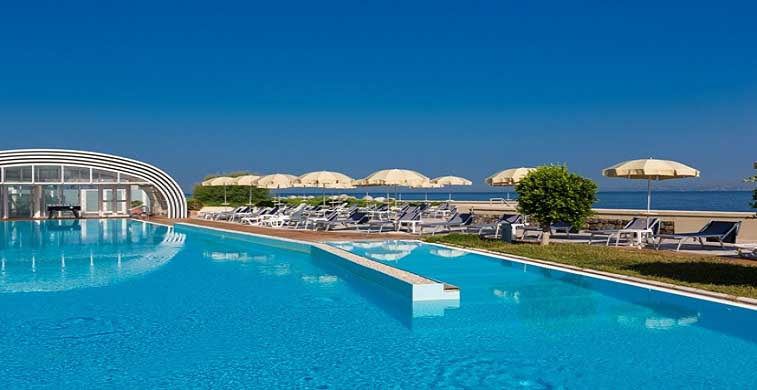 Towers Hotel Stabiae Sorrento Coast_location_Campania_4