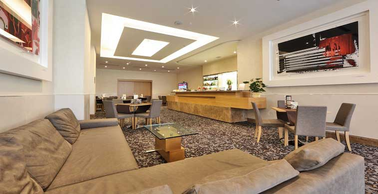 Best Western Hotel President_location_Lazio_7