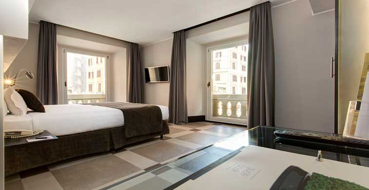 Best Western Plus Hotel Universo_location_Lazio_22