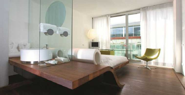 Meeting Location Radisson Blu es. Hotel, Rome a Roma in Lazio