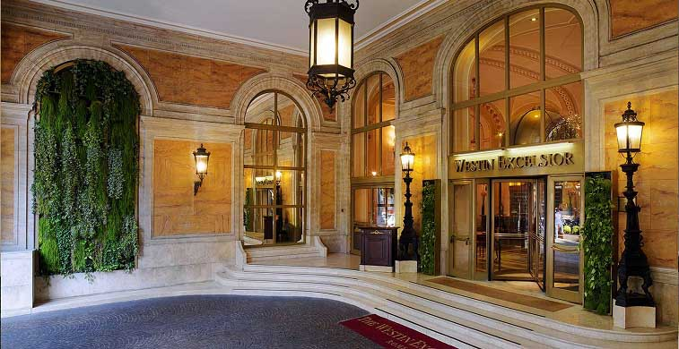 The Westin Excelsior, Rome_location_Lazio_2