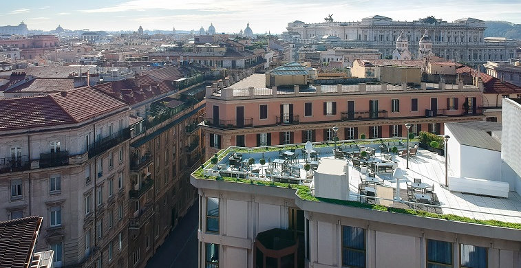 Le Meridien Visconti Rome_location_Lazio_8