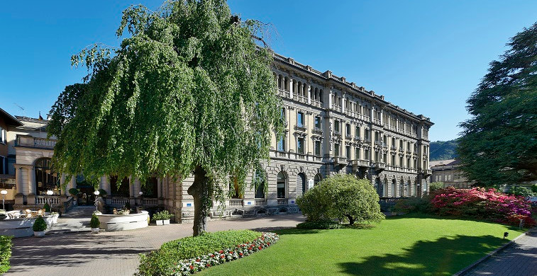 Palace Hotel <br> by Villa d'Este Hotels_location_Lombardia_1