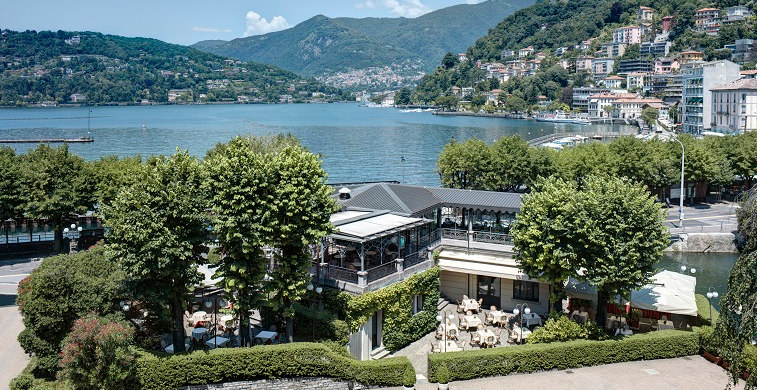 Palace Hotel <br> by Villa d'Este Hotels_location_Lombardia_2