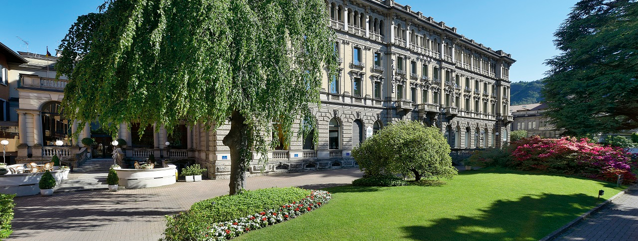 Palace Hotel <br> by Villa d'Este Hotels